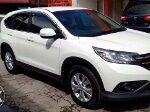 Foto Cepat! All New CRV RM1 2.0 AT 2013 white orchid...