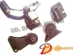 Foto Engine mounting lancer dangan mitsubishi (pangkon)