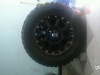 Foto Velg Kmc Ring 20 99% + Ban Off Road Maxis 90%....