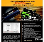 Foto Xcs-r Hurricane Motorcycle Super Charging System