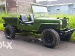Foto Willys Long chassis