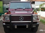 Foto Mercedes Benz Jeep Mercy G 300'94