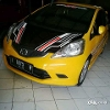 Foto Jazz Rs At 2009 Modif Cutting Stickers 3m