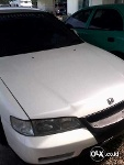 Foto Honda Accord Cello Warna Putih Th 1995
