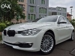 Foto BMW 320i Luxury Line 2013 F30 White Km20rb Free...