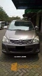 Foto Toyota innova type G th 2009 Manual