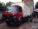 Foto Nissan Truck Ck 87 Box Container