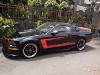 Foto Ford Mustang Shelby 4000 Cc Built Up 2 Pintu...