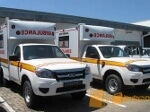 Foto Ford ranger ambulance 4x4 2014 ready stock
