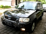 Foto Ford Escape XLT 2.3 A/T pemakaian th 2007 plat...