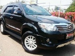 Foto Toyota Grand New Fortuner 2.7 G AT 2013 Gress...