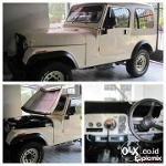 Foto Jeep Cj7 Thn. 85