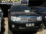 Foto Toyota Fortuner Diesel Manual Thn 2009