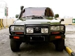 Foto Toyota Land cruiser VX Diesel 95 Manual full...