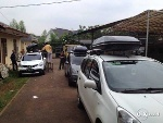 Foto Roof Box Bagasi Tambahan Mobil Whale Carrier