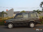 Foto Toyota Kijang Rover Grx, Special Edition,...