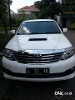 Foto Toyota Fortuner Vnt Turbo At 2013 Wh