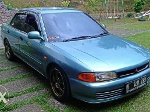 Foto Mitsubishi lancer evo 3 glxi 1994 manual simple...
