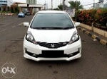 Foto Honda Jazz RS 2013 Manual MMC