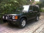 Foto Land Rover Discovery Ii Td5 A/t Th 2001 Full...