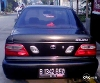 Foto Toyota Soluna Th. 2001 Ex. Blue Bird Warna Hitam