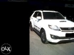 Foto Toyota Fortuner 2.5 g a/t