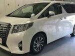 Foto Price list Toyota all new Alphard promo bulan...