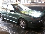 Foto Mitsubishi lancer dangan DOHC th 93 GTI