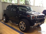 Foto Hummer H2 Double Cabin 2011 Hitam