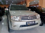 Foto Dijual Toyota Fortuner 2.7 G Lux A/T (2006)