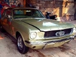 Foto Ford mustang pony thn65