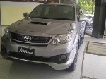 Foto Dijual Toyota Fortuner All New 2.5 Diesel (2014)