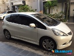 Foto Honda Jazz RS 2009 White AT