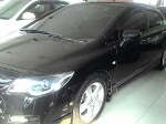 Foto Honda civic fd 1.8 at 2007 hitam