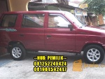 Foto Isuzu panther hi-grade th
