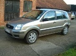 Foto Fully Loaded Ford Fusion 1.6 Petrol For Sale -...