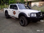 Foto Ford Ranger Double Cabin 4x4 Thn 2008