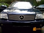 Foto Purple Blue Mercedes Benz SL320 1999 Very Good...