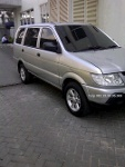 Foto Isuzu panther LM Smart turbo 2008 Silver