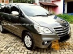 Foto Toyota Innova type G bensin facelift 2014 AT...
