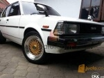 Foto Toyota Corolla DX 82 Full Original Retro Look