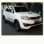 Foto New Toyota Fortuner