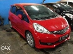 Foto Honda Jazz RS 2011 matic
