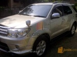 Foto Toyota Fortuner TRD Sportivo 2010 Silver AT