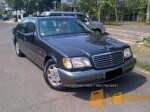 Foto Mercy S 320 L 1995 AT Low Miles (18 rb)...