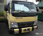 Foto Colt Diesel Canter Fe71 110ps Box 2009
