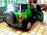 Foto Toyota Rav4 Short Coupe 2 Pintu Built Up Langka