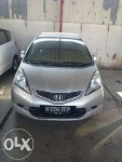 Foto Honda jazz rs a/t 2011 silver
