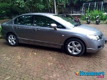 Foto Jual Honda all new civic A/T 1.8 Silverstone...
