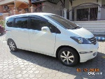 Foto Honda Freed E Psd Ac Digital 2010 Putih Mutiara